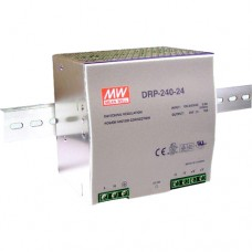 Meanwell Din Rail Power Supply 48V, 240W DC - DRP24048