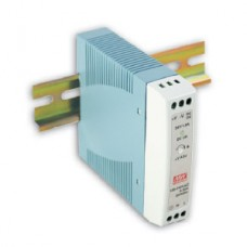 Meanwell Mini Din Rail Power Supply 12V, 20W DC - MDR2012